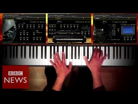 Is this most realistic sounding piano synthesiser? Click – BBC News