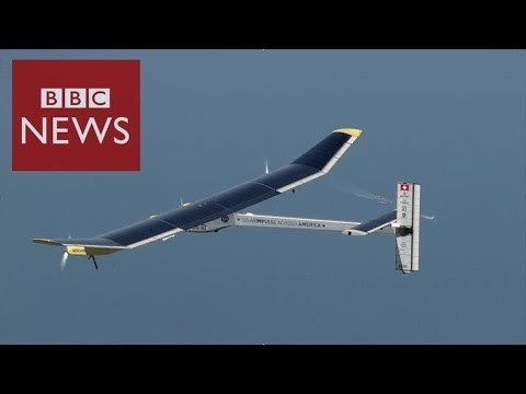 Is this the 'greenest' aircraft ever? BBC News