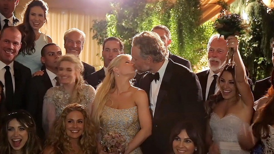 Jessica Simpson's Wedding Video Is Just as Awesome as You'd Imagine – PEOPLE