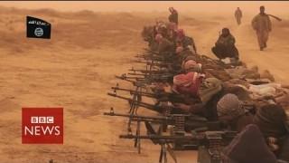 'Jihadvertising': Charity adverts run with jihad videos – BBC News