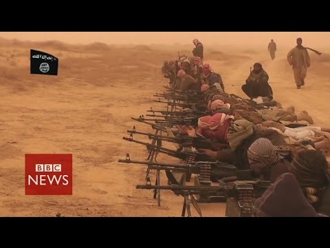 'Jihadvertising': Charity adverts run with jihad videos – BBC News
