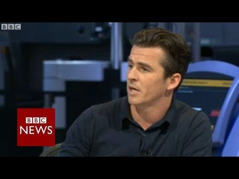 "Joey Barton calls UKIP ""one of four ugly girls"" on Question TIme – BBC News"