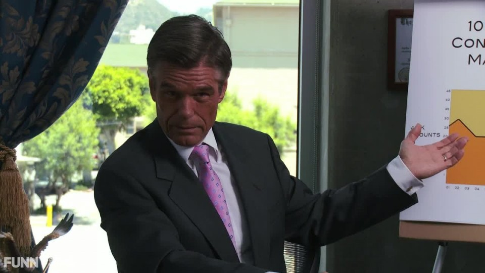 John Boehner Explains the Minimum Wage w/ Harry Hamlin