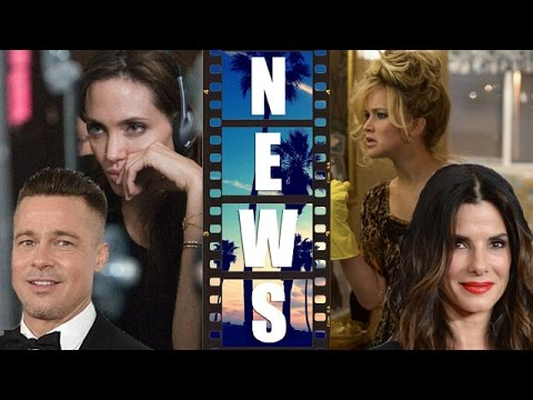 Jolie & Pitt film By The Sea, Lawrence's Miracle Mop vs Bullock's Tupperware – Beyond The Trailer
