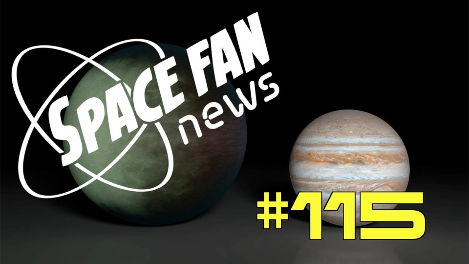 Kepler-7b Clouds Measured; Big Bang Hydrogen Found; NASA Shutdown: Space Fan News #115