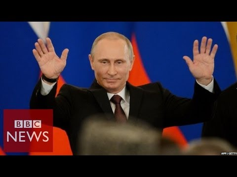 Khrushcheva 'Putin aims to bring back Russian glory' – BBC News