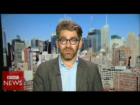 'Kidnapped & beaten' Simon Ostrovsky Newsnight interview – BBC News