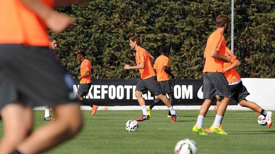 La giornata della Juventus, tra atletica e tecnica – Fitness and technique on the agenda for Juve