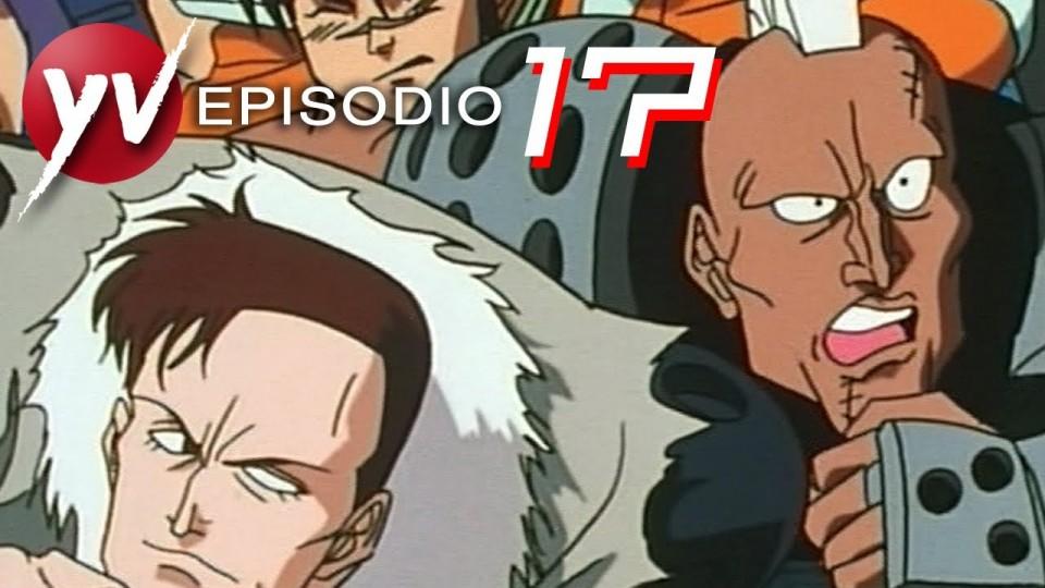 L'irresponsabile capitano Tylor – Ep. 17 – Fuga senza giustizia (Yamato Video)