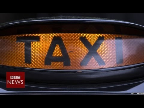 London's black cab drivers are up in arms, but why? BBC News
