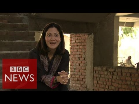 'Looking for my grandmother's house' – BBC News