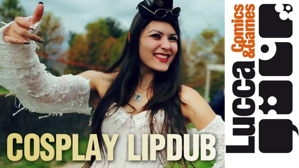 "Lucca Comics 2013 Cosplay Lip Dub – Fabri Fibra ""Tranne Te"""