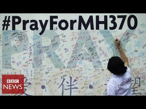 Malaysia releases MH370 satellite data – BBC News