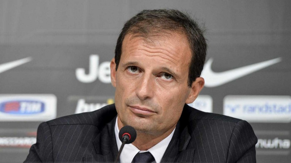 Massimiliano Allegri's official presentation – La presentación oficial de Massimiliano Allegri