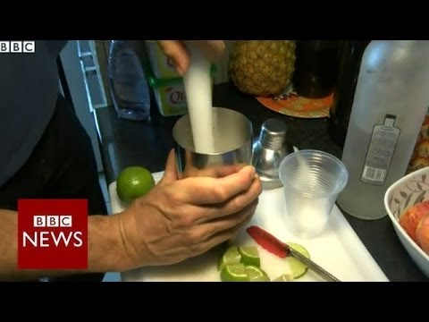 Mastering the art of Caipirinha – BBC News