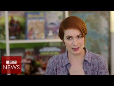 Meet Felicia Day known as the Queen of Geek – BBC News