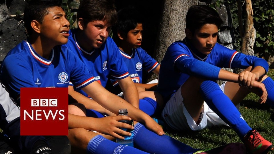 Mexico's World Cup squad hopes to emulate youth players  – BBC News