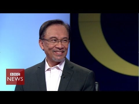 MH370: Anwar Ibrahim condemns 'cover-up' – BBC News