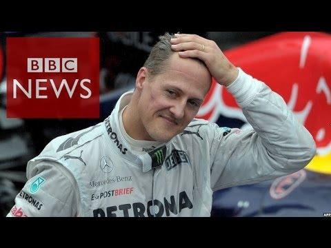 Michael Schumacher has 'conscious moments' – BBC News