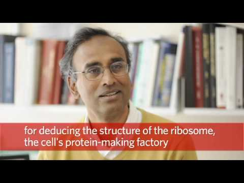Nobel Laureate Venki Ramakrishnan: by Nature Video