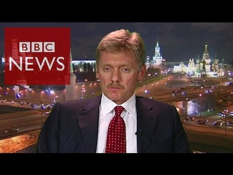 Peskov: Ukraine troops must choose sides – HARDtalk – BBC News
