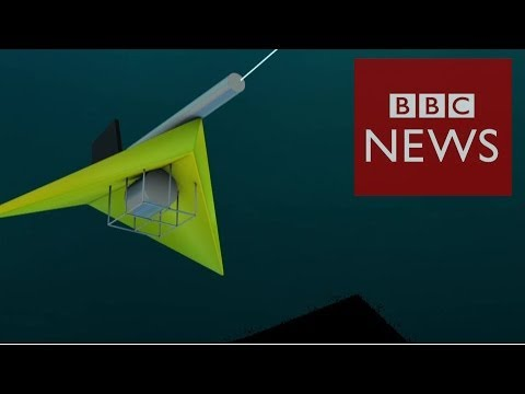 Pinger locator used to find the Malaysia Airlines black box – BBC News