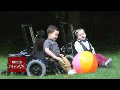 Powerchairs: A 'moving' story – BBC News