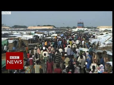 Rape as revenge in South Sudan – BBC News