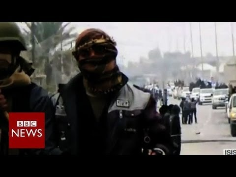 Refugees fear Iraq's militants – BBC News