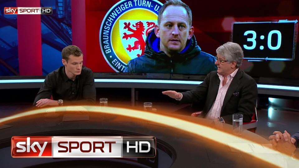 Reif entschuldigt sich bei Braunschweig – Highlights aus Sky90, 29. Spieltag