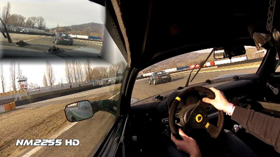 Ride in Lotus Elise Honda K20 Engine Swap