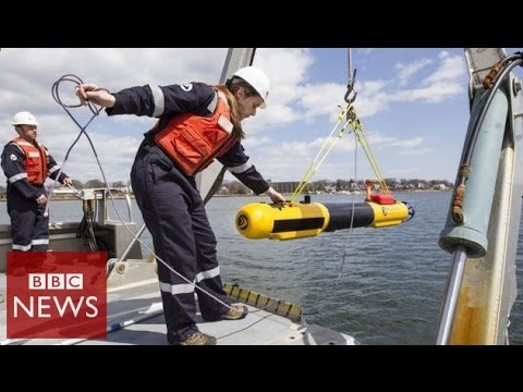Robotic sub to search for MH370 – BBC News
