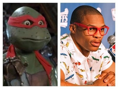 "Russell ""Teenage Mutant Ninja Turtle"" Westbrook (Hip Hop Version)"