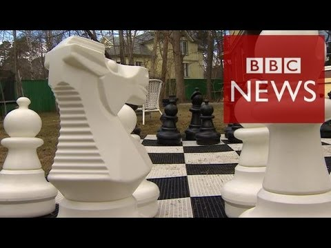 Russia v Ukraine: The strategic game – BBC News
