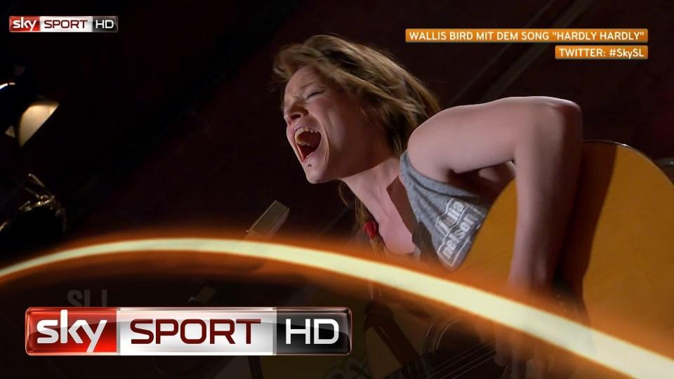 """Samstag LIVE!, 28. Spieltag: """"Wallis Bird"""" live auf der SL!-Bühne"""