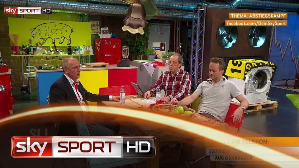 Samstag LIVE!, 30. Spieltag: Baslers Abschlusstabelle der Bundesliga