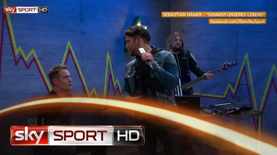 "Samstag LIVE!, 30. Spieltag: Sebastian Hämer mit ""Sommer unseres Lebens"""
