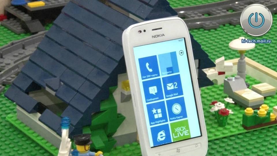 Сравнительный обзор Samsung Ace 2, Sony Sola, HTC One V и Nokia Lumia 710