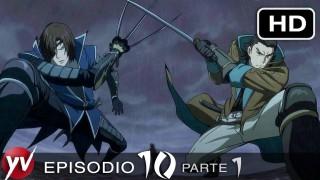 Sengoku Basara – Episodio 10 [Parte 1]