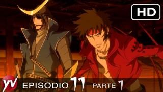 Sengoku Basara – Episodio 11 [Parte 1]