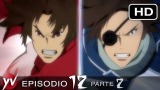 Sengoku Basara – Episodio 12 (ultimo episodio) [Parte 2]