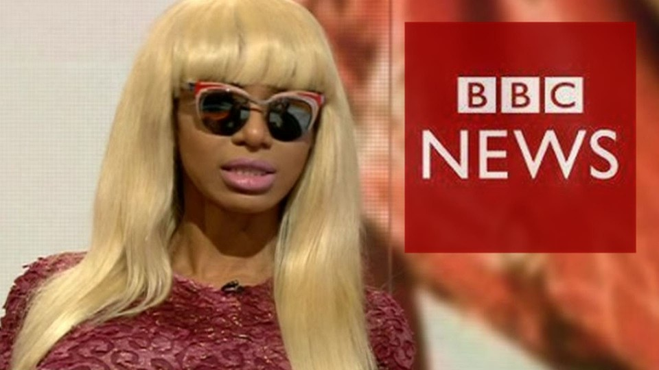 Skin whitening – What Africa's 'Lady Gaga' really thinks? BBC News