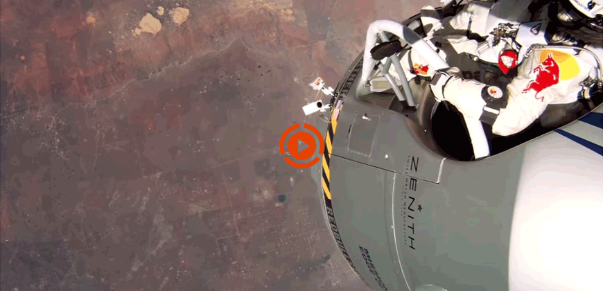 Felix Baumgartner Space Jump – GoPro: Red Bull Stratos – The Full Story