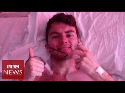 Stephen Sutton: Inspirational cancer fundraiser dies aged 19 – BBC News