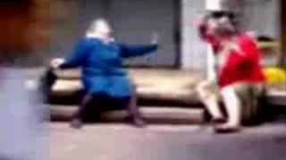 Streetfighter Senior