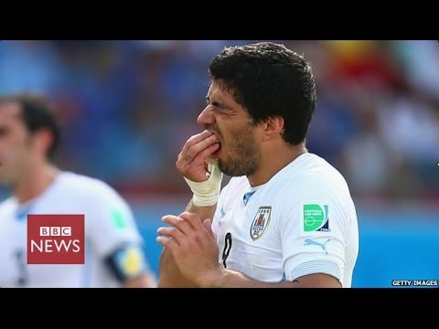 Suarez banned for 4 months over Chiellini 'bite' incident in Brazil – BBC News