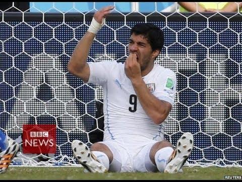 Suarez on Chiellini 'bite': 'You shouldn't make such a big deal' – Brazil World Cup 2014 – BBC News