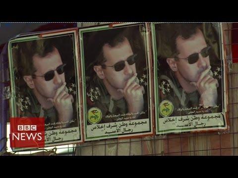 Syria election: BBC reports from Assad heartland – BBC News