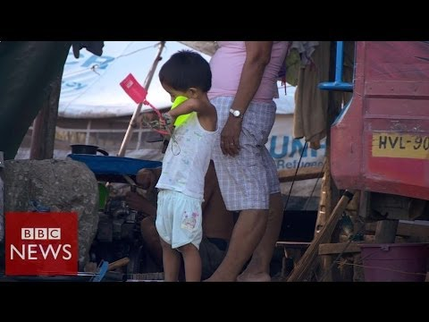 Tacloban: 6 months after Typhoon Haiyan – BBC News