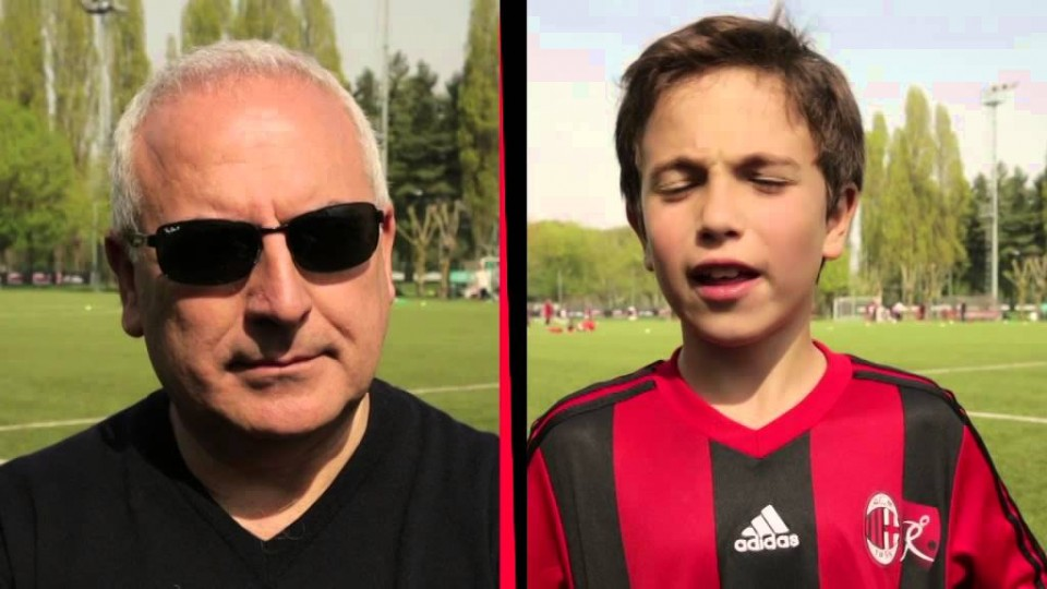 Tale padre…tale figlio | AC Milan Official